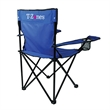 Outdoor Folding Chair - Multi-purpose outdoor folding chair made from weather-resistant polyester. Lounge.