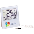Trending Indoor/Outdoor Thermometer - Indoor/Outdoor thermometer featuring 12/24 display.