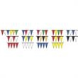 30' Long Polyethylene Pennant String
