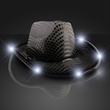 Black Sequin Cowboy Hat