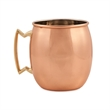Copper Cocktail Mug - Enjoy your cocktails in this beautiful mug. Great for sipping frosty cocktails or beer!