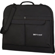 """Werks Traveler (TM) 5.0 Collection Deluxe Garment Sleeve - Slim garment bag with carrying strap. Unfolds to 40""""H."""
