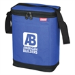 "Coleman 12 Can Carry-All Cooler - 9"" x 12"" x 5 3/4"" 12-can cooler designed to hold wine or 2-liter bottles with room for ice with zipper closure from Coleman"