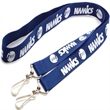"Event 3/4"" Double Ended Polyester Lanyard"