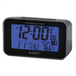 Atomic Alarm Clock - Atomic Alarm Clock with Indoor Temperature and Moon Phase/