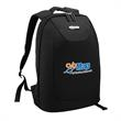 "15.6"" Deluxe Laptop Backpack - Our new Bike-Pack has aerodynamic molded exterior with durable LDPE liner."