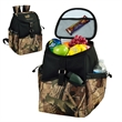 Cooler Backpack - Insulated 22 can backpack cooler with a leak proof heat sealed liner.