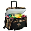 Large Dome Top Cooler On Wheels - Large cooler on wheels.  600D Polycanvas.