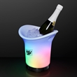 LED Champagne Wine Chiller Ice Bucket