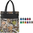 """Koolie Carry-All Cooler - 10 1/2"""" x 11 3/4"""" x 6"""" nonwoven polypropylene cooler bag that holds up to 16 cans"""