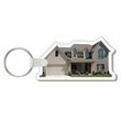 4-Color Process House Punch Key Tags