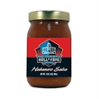 Habanero Salsa (16oz) - Do you like your salsa a little hotter? This chunky salsa and dip is ready to eat straight from the jar.