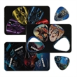 Pop-it Picks - Custom Imprinted Guitar Pick Business Card