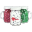 Glass Mini Mason Jar with Assorted Jelly Beans
