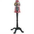 King with Stand Gumball Machine with gum - King with Stand Gumball Machine with gum. Take a trip down memory lane with our gumball machine.