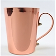 Stanley Bolted Copper Moscow Mule Mug - 15oz Aluminum - Copper Moscow Mule Mug - 15oz. Aluminum mug with copper-plated exterior and a bolted handle.