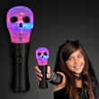 LED Magic Skull Wand with Spinning Lights