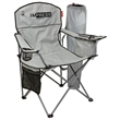 Coleman Cooler Quad Chair - Folding chair with built-in cooler, padded seat and back, steel frame, mesh cup holder and program holder from Coleman®