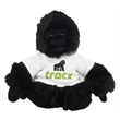 """10"""" Gorilla with t-shirt and full color imprint"""
