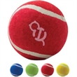 Pet Fetch Toy Tennis Ball - Get ready for fun with our classic tennis ball. Available in 9 fun colors, our tennis balls are printed with child & pet safe ink.
