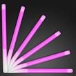 "9.4"" pink glow stick wands"