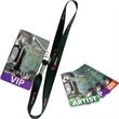 Press Pass / Lanyard Card - Press Pass / Lanyard Card