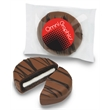 Milk Chocolate Covered Oreo Cookie - Individually labeled milk chocolate covered Oreo cookie