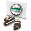 Dark Chocolate Covered Oreo Cookie - Individually labeled dark chocolate covered Oreo cookie