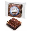 Chocolate Pecan Brownie - Individually labeled chocolate pecan brownie