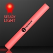 """16"""" Steady Light Red LED Cheer Sticks - 16"""" Steady Light Red LED Cheer Sticks, 5 Business Day Imprint Production."""
