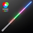 LED Layered 4 Color Rainbow Light Up Saber