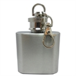 One Ounce Flask With Keychain