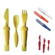 3-in-1 Combined Cutlery Set