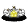 Light Up Tiara - Yellow Star - LED - Light Up Tiara - Yellow Star - LED