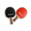 Ping Pong Paddles: Red/Black - Ping pong paddles with wooden handle. The price listed is per paddle. Each paddle comes also encased in a clam shell.