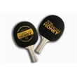 Ping Pong Paddles: Black on Black - All paddles come shipped in clam shells for protection.