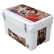 """Frio 45 Cooler - Detachable Light in lid, fully customizable, 45 quart, mid sized, Frio 45 Cooler 26.25"""" L x 17.375"""" W x 16.125"""" H 25.2 lbs"""