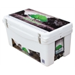 "Frio 65 Cooler - Built in light, fully customizable, 65 quart, mid sized, Frio 65 Cooler 32.625"" L x 18.5"" W x 17.625"" H 32.8 lbs"