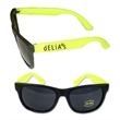 Stylish Fashion Sunglasses With UV Protection - Yellow E627 - Fashion sunglasses with ultraviolet protection.