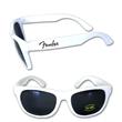 Stylish Fashion Sunglasses With UV Protection - White E627 - Fashion sunglasses with ultraviolet protection.
