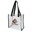 Clear Stadium Tote Bag - Medium Clear Tote Bag