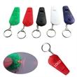 LED Whistle Keychain