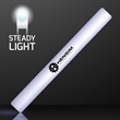 """16"""" Steady White Light LED Cheer Sticks - 16"""" Steady White Light LED Cheer Sticks 60 Day (12 Week) Imprint Production. Domestic 3-5 Day Imprint Pricing Also Available."""