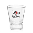 Clear 12 oz. whiskey glass