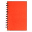 "5"" x 7"" Spiral Notebook with Colored Paper"