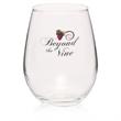 Libbey 11.75 oz Stemless Wine Taster Glass