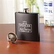 Black Flask Set - Black Flask Set