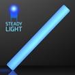 "16"" Steady Lighting Blue LED Cheer Sticks - 16"" Steady Lighting Blue LED Cheer Sticks, Blank. No Imprint."