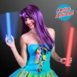 Motion Activated Lights Multicolor Cheer Stick - Motion Activated Lights Multicolor Cheer Stick. Blank.