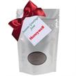 Coffee Bag - 4 oz With Fresh Ground Gourmet Coffee - Fresh ground gourmet coffee in 4 oz. gift bag.